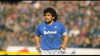 Diego Maradona - Breaking the Offside Trap Analysis