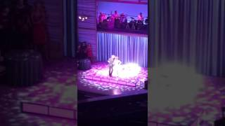 """I've had the time of my life"" Dirty Dancing Scene Live in Atlanta"