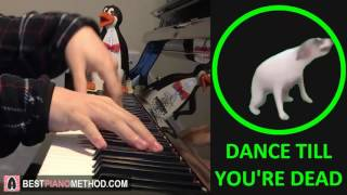 DANCE TILL YOU'RE DEAD - Meme Song (Piano Cover by Amosdoll)