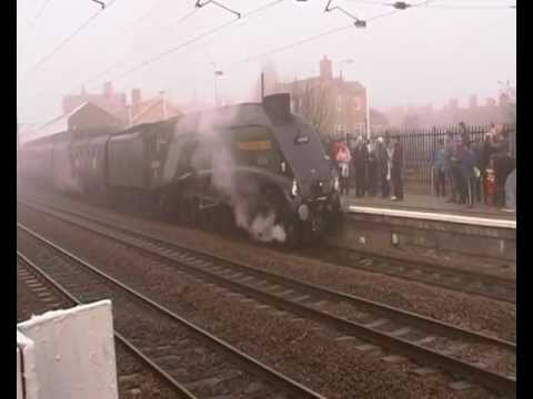 The Tynesider 60009 Union of South Africa 24/11/12