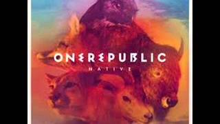 One Republic-Native-Can't Stop