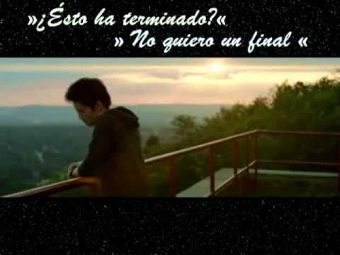 Dont Want An Ending En Espanol de Sam Tsui Letra y Video