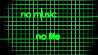 Dabo Jamal - No Music No Life (fast hip-hop/dnb instrumental)