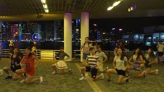 170819 PRISTIN(프리스틴) - WEE WOO (Dance cover by Meteor DanceHK) @Summer Flashmob (TST)