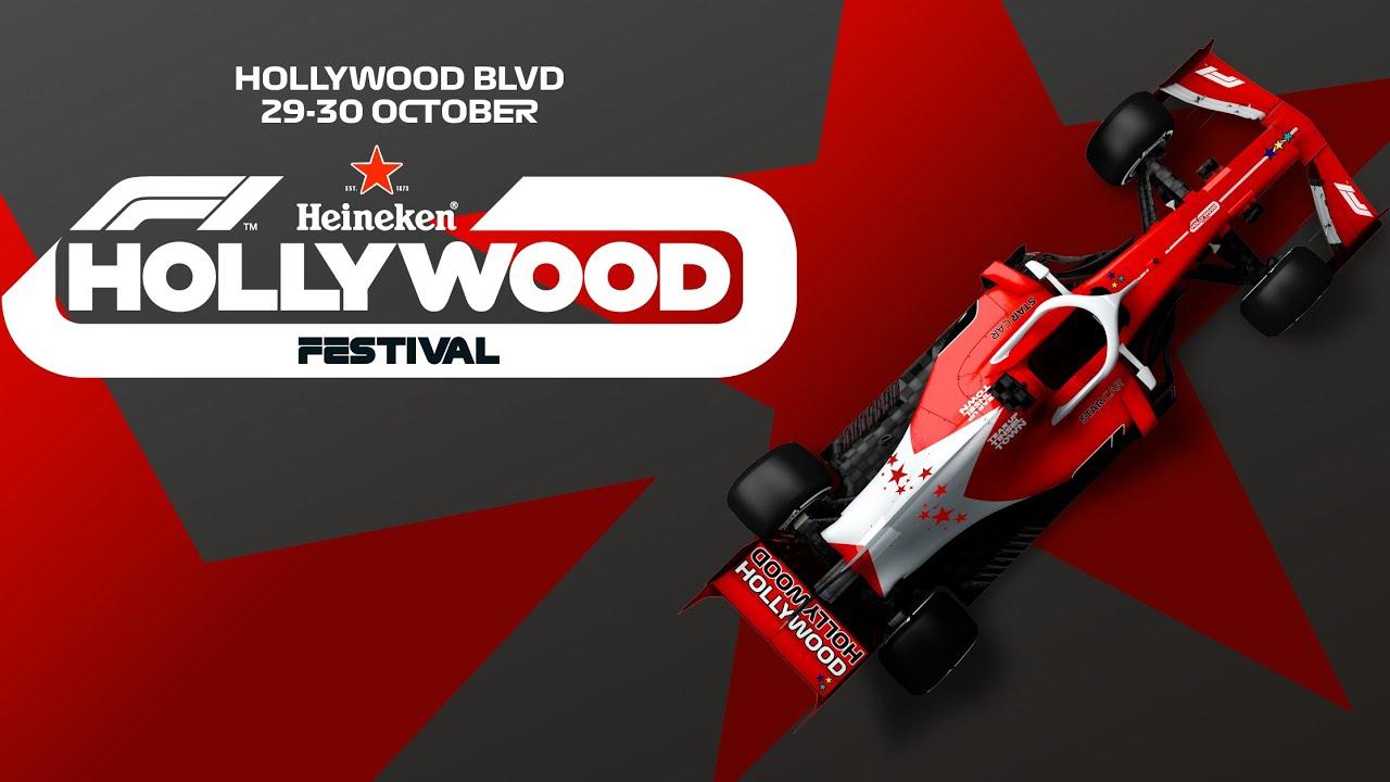 F1: LIVE on Hollywood Boulevard