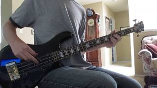 Muse - Micro Cuts Bass Cover