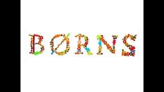 Borns 10,000 Emerald Pools - Lyrics