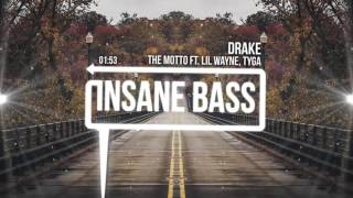 Drake - The Motto ft. Lil Wayne, Tyga (Bass Boosted)