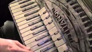 The Kiss/Promontory/Last of the Mohicans soundtrack on Accordion