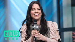 """Amy Lee Talks About Writing """"Speak To Me"""""""