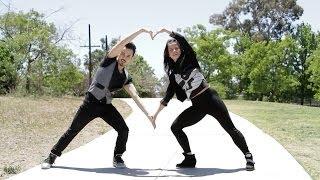 Dancing Friends Perform ''Love Is an Open Door'' | Frozen Song | RICARDO WALKER & HANNAH ZLOMKE