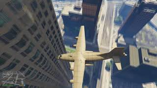 [GTA V] How it feels to crash the Bombushka