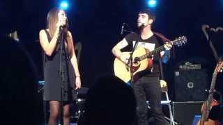 Seagull (cover Saturday Sun) - Lola & Louis Delort - Le Crusoé - Dijon - 16/10/15