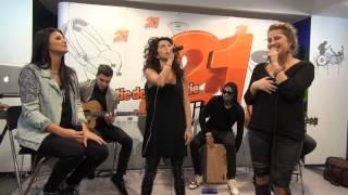 Dara, Inna, Antonia & Carla's Dreams: Fie ce-o fi (LIVE @ RADIO 21)