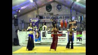 AZIZA e le PERLE del SAHARA - Pharonic Competition