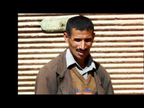 AGHBALA Village Maroc 2012 – Migration of the Berbers – Middle Atlas Morocco