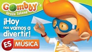 Música - ¡Hoy nos vamos a divertir! - Canta y Baila con Gombby en Español - Gombby´s Green Island