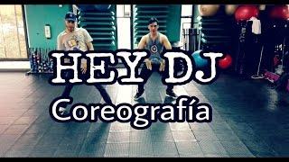 CNCO, Yandel - Hey Dj   Coreografía by @romantorrealba