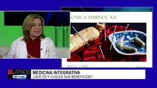 Nos visitan la Dra. Mónica Dabney y el Dr. Sócrates Pérez para hablar de Medicina Integral