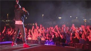 Amine - NRJ Music Tour (Bastia)