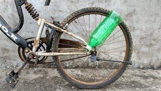How To Make Bicycle Bike Sound Like KTM Duke MotorCycle BIKE width=