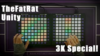 TheFatRat // Unity // Dual Launchpad PRO Cover // 3K Special