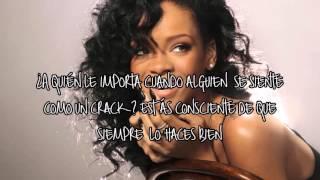 Rihanna - Kiss It Better (Sub. Español)