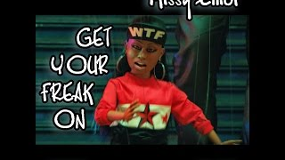 Missy Elliot vs Rihanna - Get Your Freak On (Work Remix)