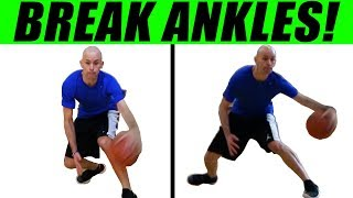 How To- Stephen Curry Crossovers And Moves!! width=