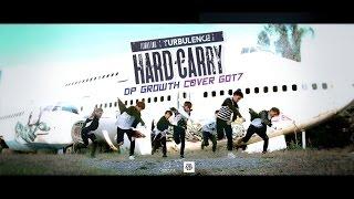 """GOT7 """"Hard Carry(하드캐리)"""" Cover By DP Growth #เด็กไทยอยากบิน"""