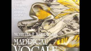 """Madrigal Vocale - """"Cantate domino"""""""