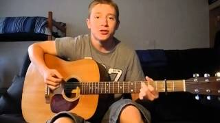 """""""Mind Reader"""" by Dustin Lynch - Cover by Timothy Baker"""