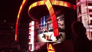 New RAW intro live