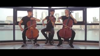Cheap Thrills - Sia (Violin and Cello Cover by Ember Trio)