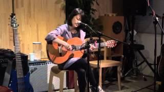 120421 곽푸른하늘 'Hallelujah'cover 다락방음악회@Cafe Unplugged