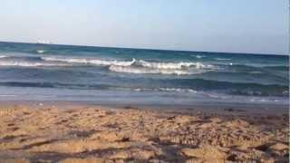 Waves Crashing Fort Lauderdale Beach Florida
