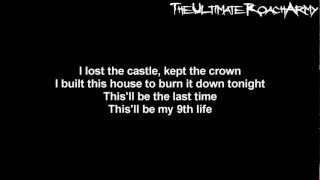 Papa Roach - 9th Life {Lyrics on screen} HD