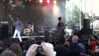 Unlocking the Truth at Afro Punk Fest 2013