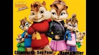 Alvin y las ardillas- Soy Peor (Bad Bunny)