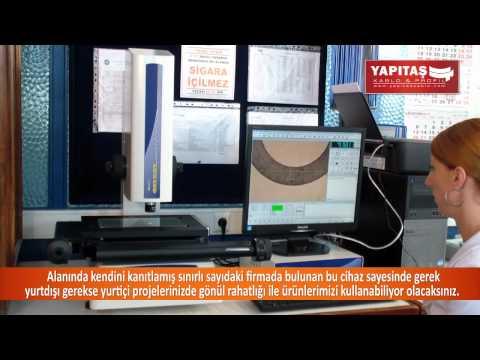 Yapıtaş Kablo ve Profil - Mitutoyo Quick Scope Silikon fitil ve parça ölçüm cihazı