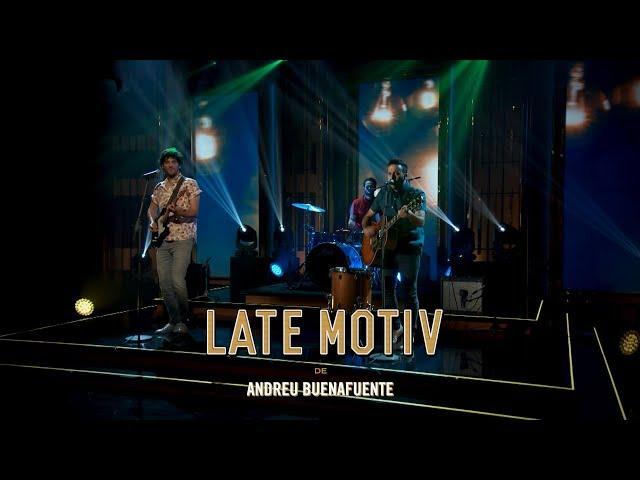"""LATE MOTIV - Colectivo Panamera. """"Quiero mucho más"""""""