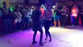 Alfonso y Mónica | Bachata sensual | Subeme la radio - Enrrique Iglesias | Cartagineses y Romanos