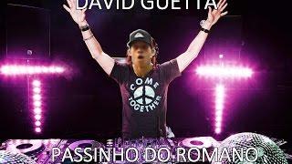 Passinho do Romano - David Guetta   Play Hard
