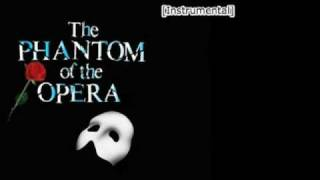 Wishing You Were Somehow Here Again - Phantom of the Opera - Karaoke/Instrumental