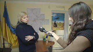 Los resultados electorales en Ucrania difieren en el este separatista