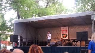 Klingande - Jubel Sax live Marco Carrieri