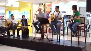 Girl On TV - 4PLAY Acoustic Band cover