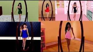 Reflection- Fifth Harmony (REALISTIC IMVU MUSIC VIDEO)