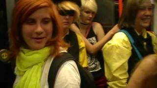 Poník v metru