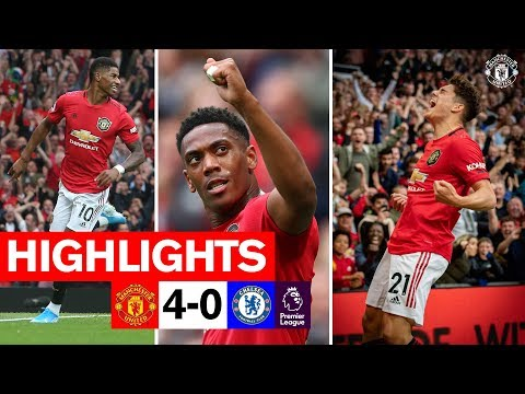 Download Video HIGHLIGHTS | United 4-0 Chelsea | Rashford, Martial & James On Target! | Premier League